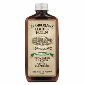 chamberlain's #2 straight leather cleaner